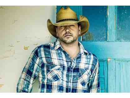 2 Tickets to Jason Aldean at the XFINITY Theatre - Hartford CT