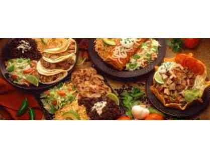 $25 Gift Card to Margaritas Mexican Restaurant