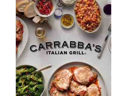 $50 Gift Card to Carrabba's Italian Grill