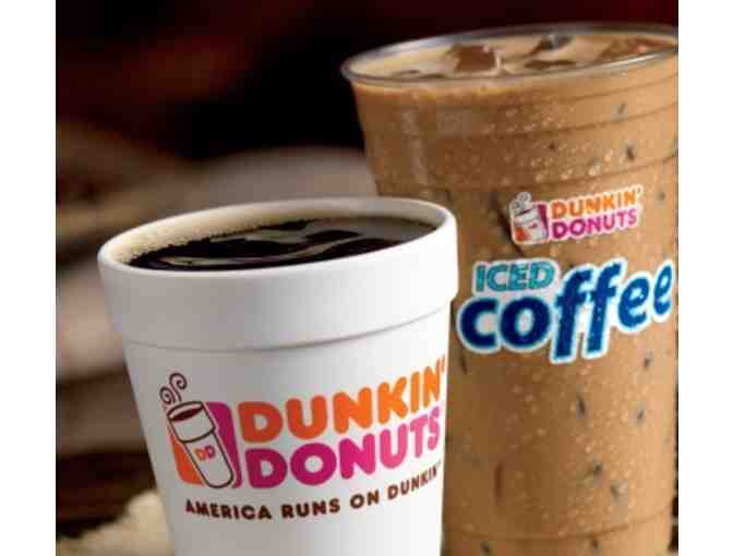 $20 Dunkin' Donuts Gift Card - Photo 1