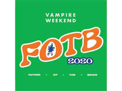 Two Tickets - Vampire Weekend at Bank of New Hampshire Pavilion
