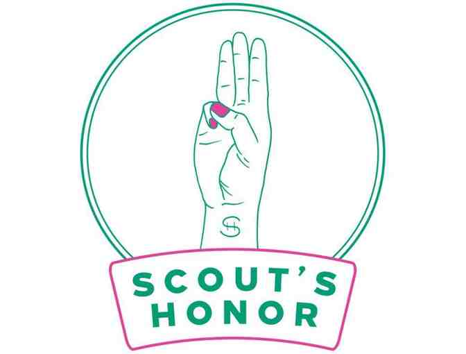 Scout's Honor | Custom Girls Rock Columbia Patch 2
