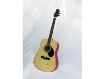 Stephen Stills Signed Acoustic Guitar