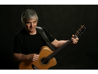 Guitar Lesson with Famed Guitarist of Wings, Laurence Juber