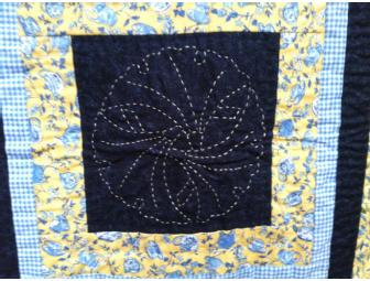 Hand-Crafted Quilt