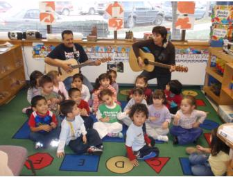 [GITC] Train 5 Teachers & Reach 220 Students w/ Early Childhood Music