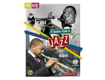Jazz Then and Now (Student & Teacher Editions) w/ 1yr inTune Subscription