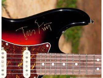 Tom Petty & Jon Foreman (Switchfoot) Signed Guitar