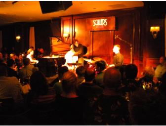 Dinner and a Show at Scullers Jazz Club - Boston, MA