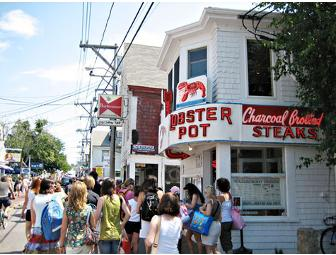 $200 at Lobster Pot Restaurant - Provincetown, MA