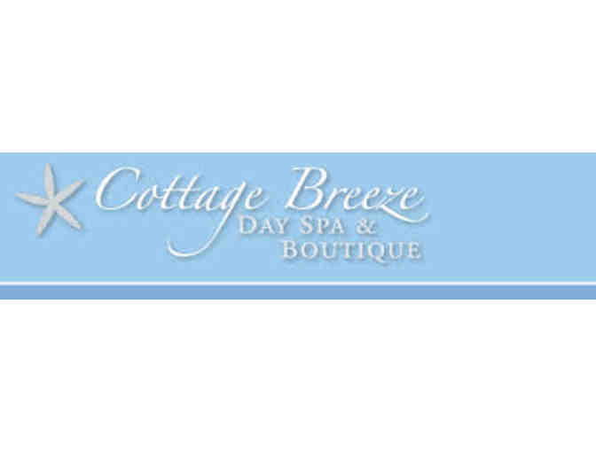 Cottage Breeze Day Spa & Boutique  - $100 in Kennebunk, ME