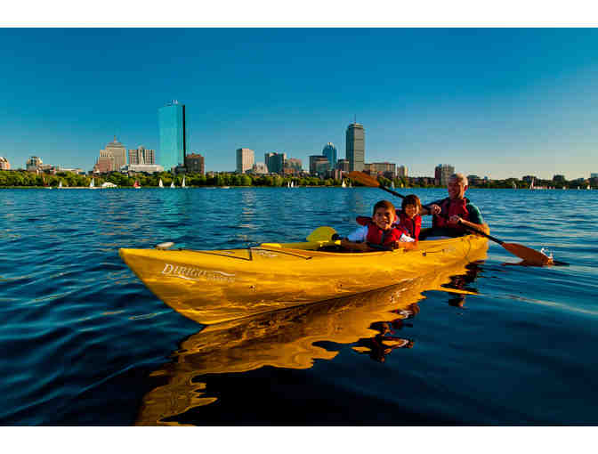 Charles River Canoe & Kayak - Boston, MA