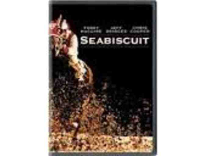 'Seabiscuit' DVD