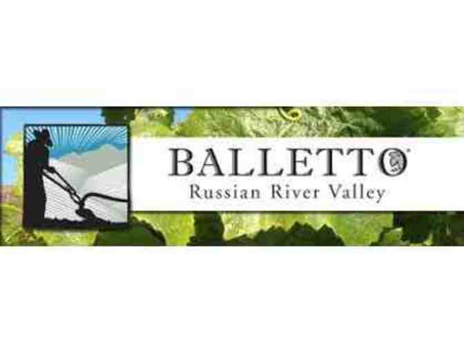 Balletto Vineyards - 2 Bottles of Pinot Gris and Tasting for 4