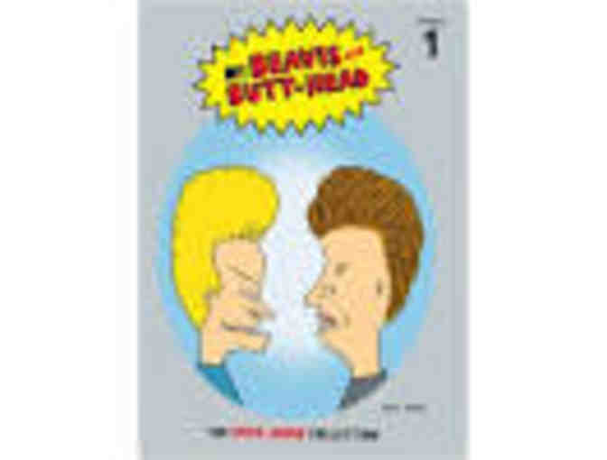 DVD & Book Set 'Beavis & Butt-Head' Vol. 1
