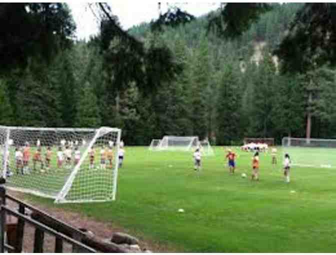 $500 Toward Two Rivers Soccer Camp Tuition