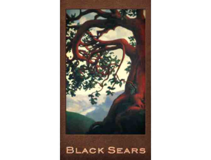 Black Sears Estate Winery -- Private Tasting for 8