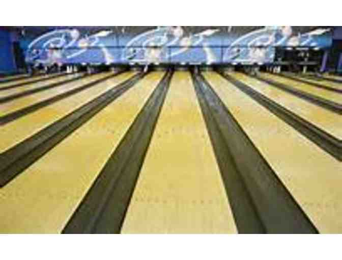 Four Bowling Games at Presidio Bowling Center