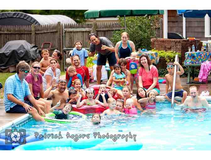 End of Year Pool Party for 3rd/4th Graders, July 19, 2015