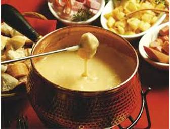Put the 'fon' in 'Fondue'