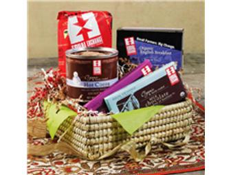 Crowd Pleaser Gift Basket from Equal Exchange