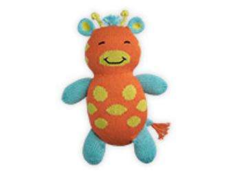Joobles Organic Stuffed Animal from Fair Indigo