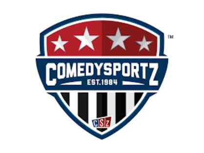 2 Tickets to Comedy Sportz Show - Chicago