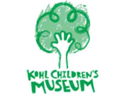Kohl Children's Museum - Family Admission (up to 4 people)