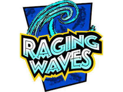 Raging Waves - 2 Weekday General Admission Tickets