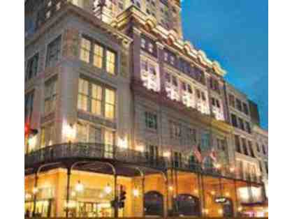 Astor Crowne Plaza - 2 Night Stay + Two Tickets to the WWII Muesum & $50 to Bon Ton Cafe