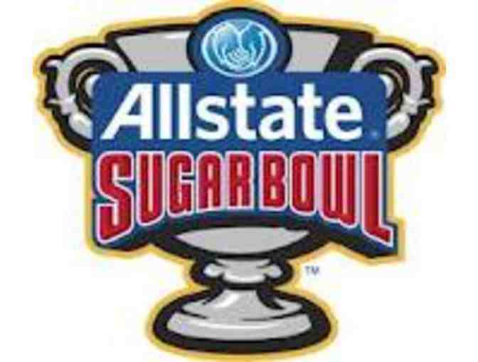Enjoy Two Sideline Loge tickets at 2020 Allstate Sugar Bowl & $100 Creole Cuisine GC - Photo 1