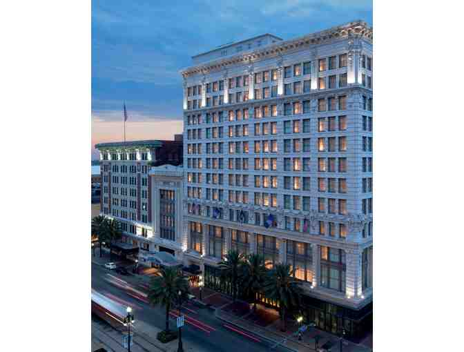 1 Night Stay at Ritz-Carlton New Orleans w/ Breakfast for two at M Bistro +2 WWII tix - Photo 1