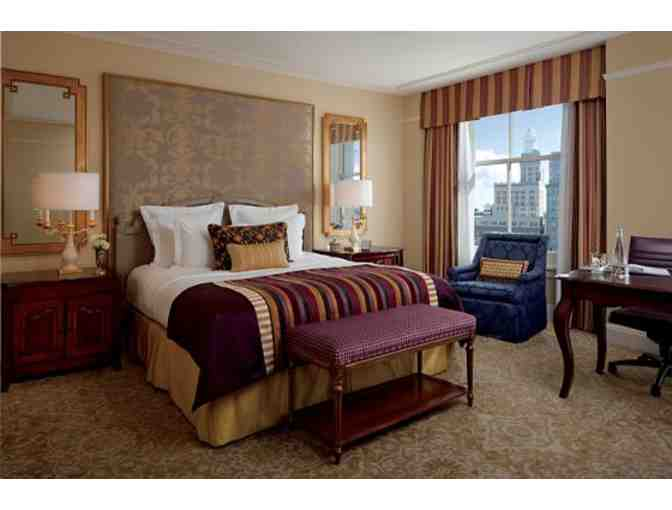 1 Night Stay at Ritz-Carlton New Orleans w/ Breakfast for two at M Bistro +2 WWII tix - Photo 3