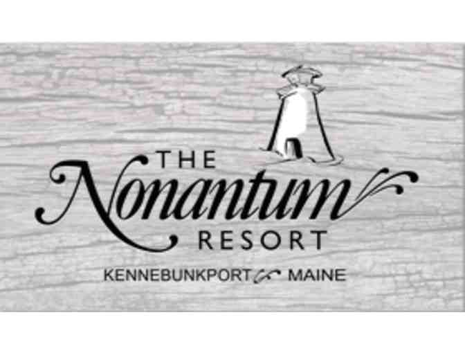Two Tickets to Fire and Ice at The Nonantum Resort