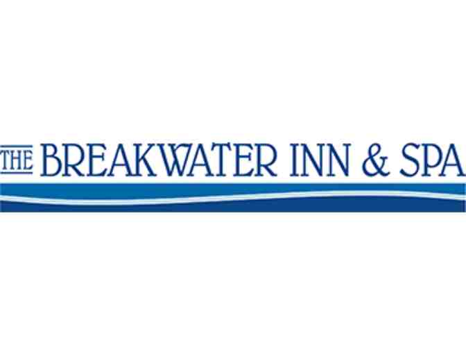 A Spa Escape Weekend at The Breakwater Inn and Spa