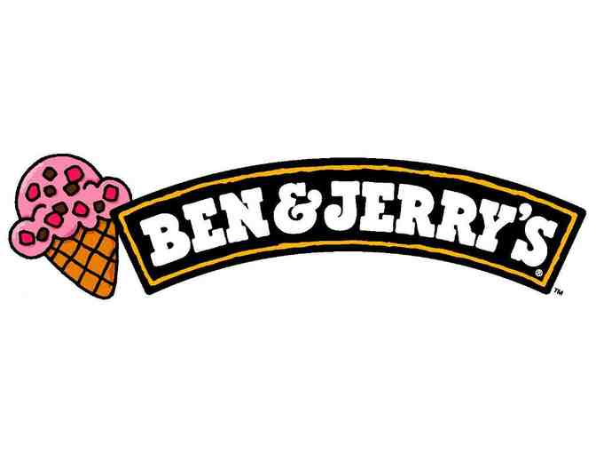 Ben & Jerry's Catered Sundae Party for 25