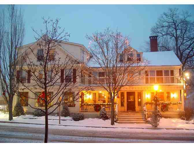 $100 Gift Card to the Academe at the Kennebunk Inn