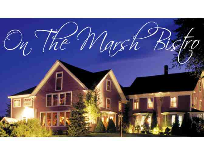 $100 Gift Certificate for Dinner at On the Marsh