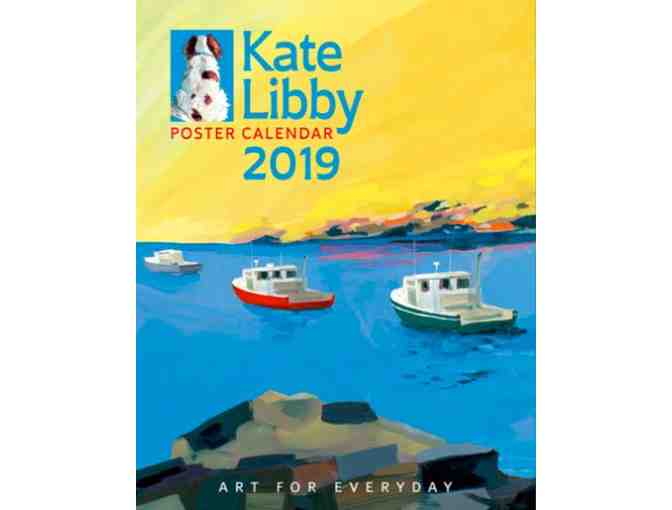 2019 Kate Libby Calendar & Frame from Compliments Gallery
