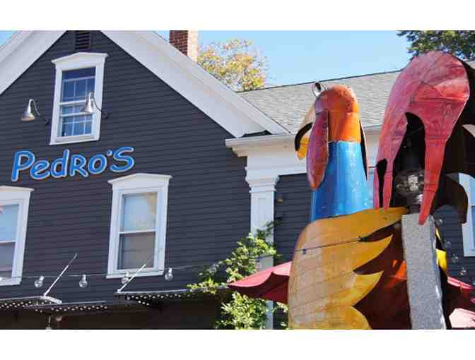 $75 Gift Certificate to Pedro's