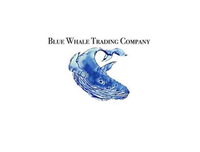 $100 Gift Card to Blue Whale Trading Company
