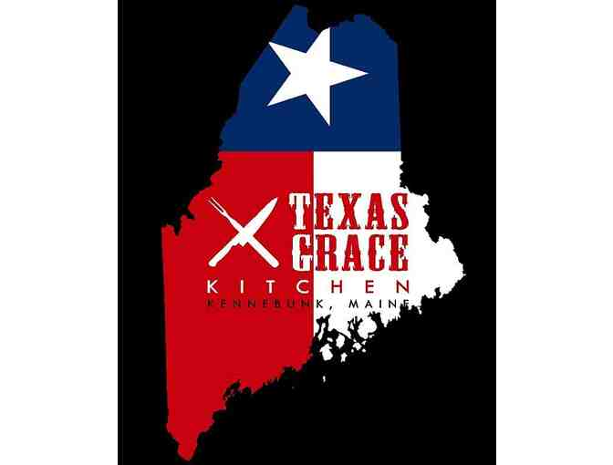 $10 Gift Certificate to Texas Grace Kitchen