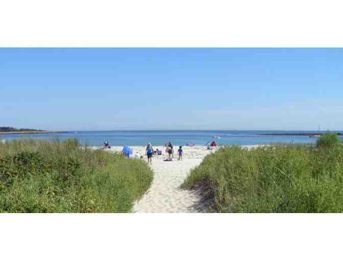 One 2019 Kennebunkport non-resident beach pass - includes Goose Rocks Beach