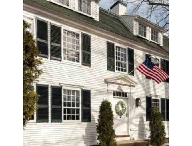 $100 Gift Certificate to the Waldo Emerson Inn