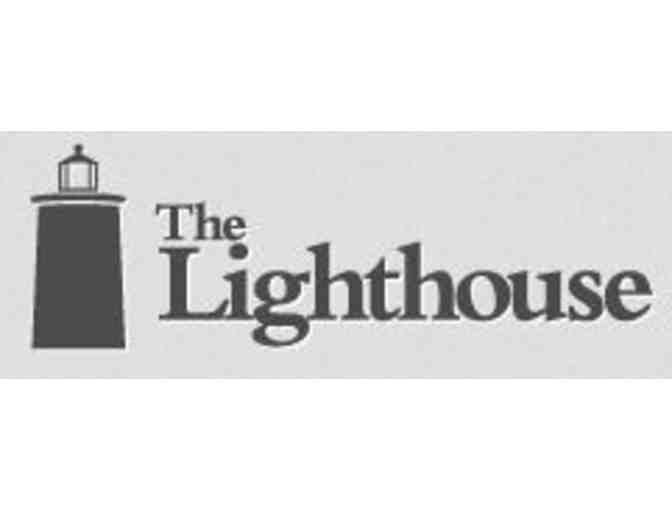 Box of 12 Compact Fluorescent Bulbs donated by The Lighthouse