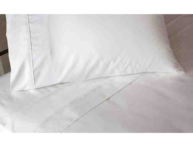 600 Thread Count Sateen Sheet Set donated by the Captain Jefferds Inn