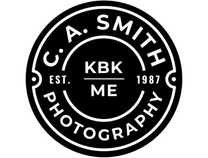 $100 gift certificate toward C.A. Smith Photography