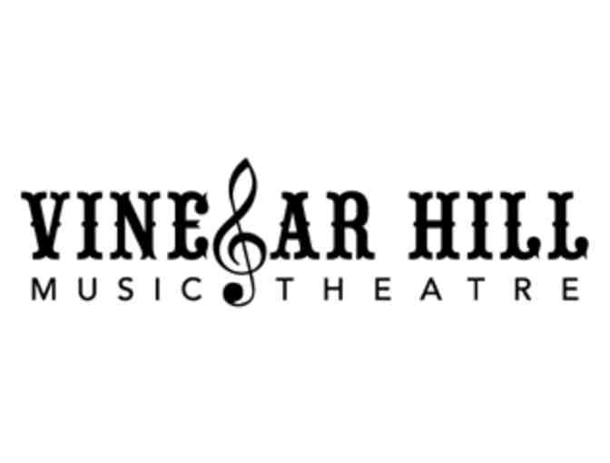 Limo Ride and a Show at Vinegar Hill $750 value!