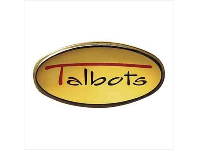$50 Talbots Gift Card - Photo 1
