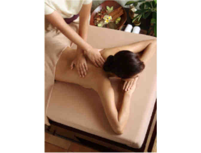 80-minute Aromatherapy Massage from Cottage Breeze Day Spa - Photo 1